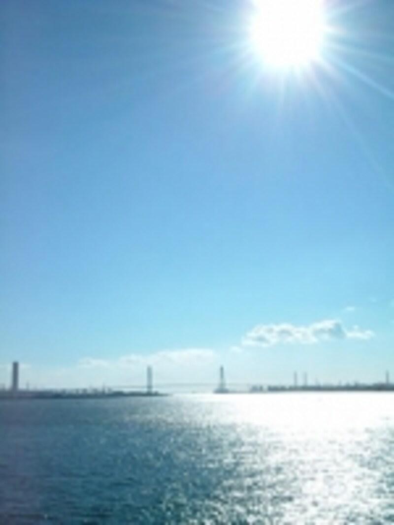 太陽は自然のエネルギーの象徴