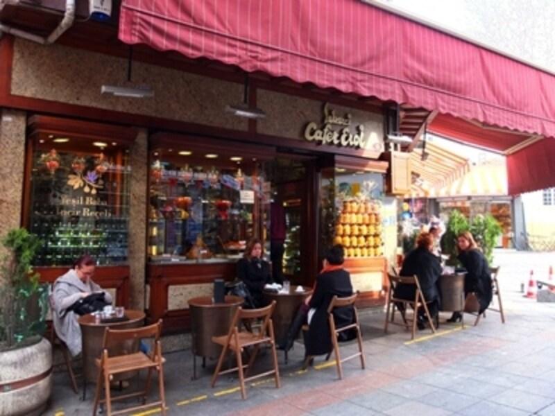 ジャフェルエロル店