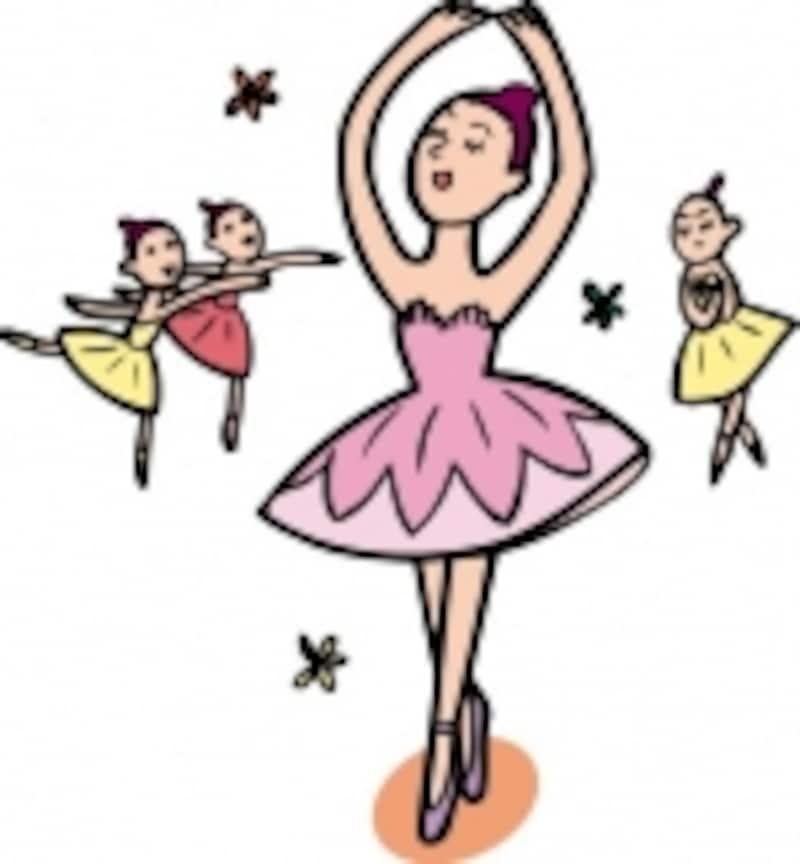 バレエ作品で踊られるヴァリエーションのキャラクターは大きく分けて「お姫様」と「村娘」の二つ。この二つのキャラクターを知って、あなたの個性に合ったヴァリエーションを見つけましょう。