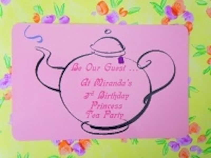 テーマに合わせたカード