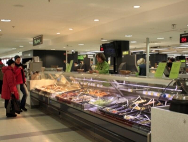 惣菜コーナー