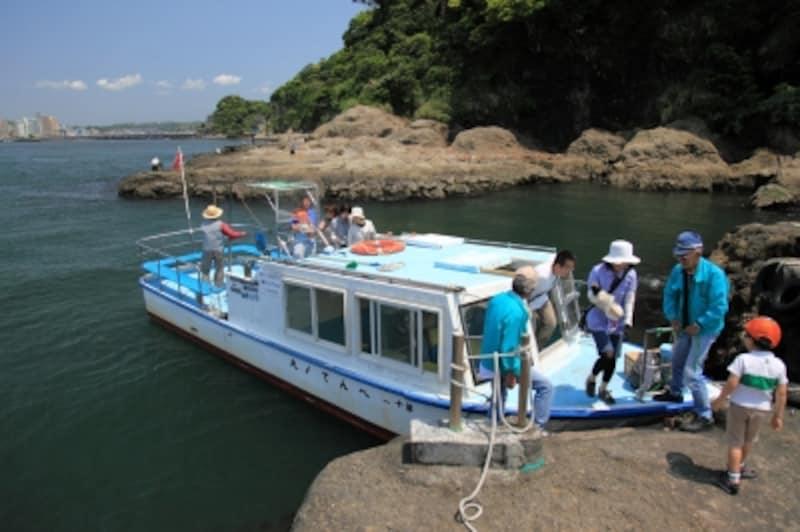 べんてん丸undefined写真提供:藤沢市観光協会