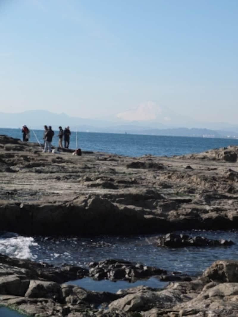 稚児ヶ淵からの眺め