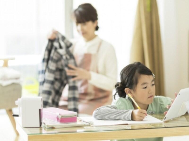 子供undefined勉強undefined間取りundefined成長和室で勉強