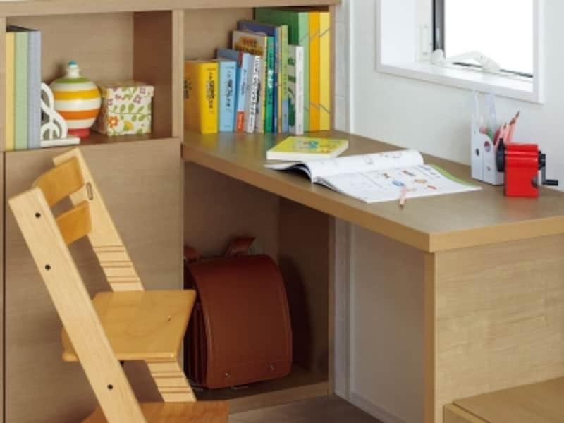 子供undefined勉強undefined間取りundefined成長コンパクトな空間