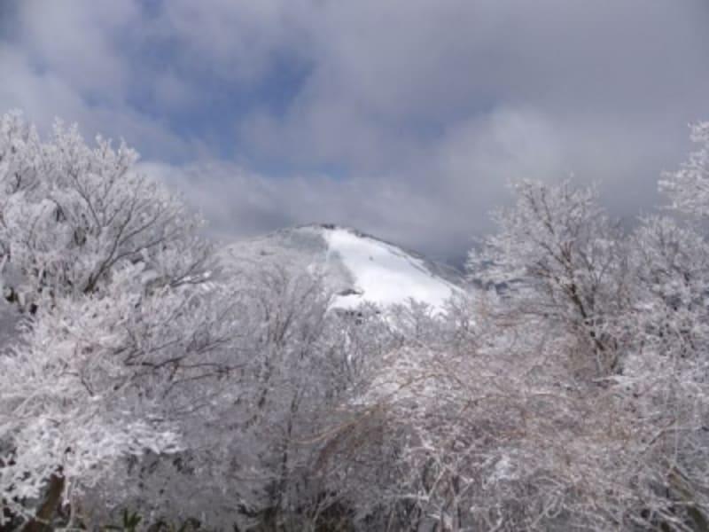 御在所岳の樹氷(1)
