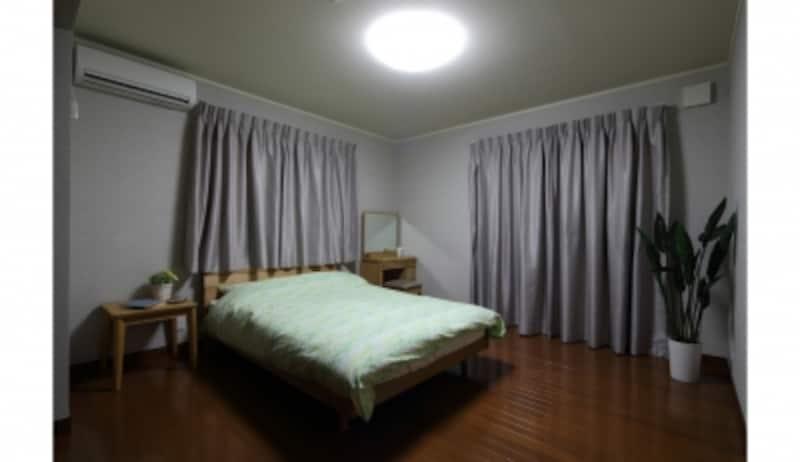 Before/寝室