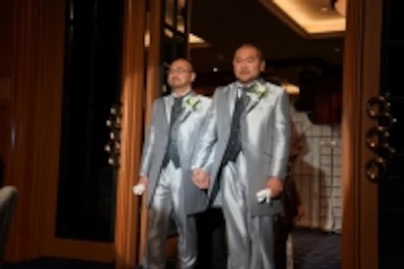ゲイの結婚式