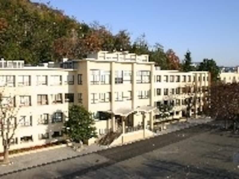 広島学院中学校の設立母体は、カトリックの修道会イエズス会