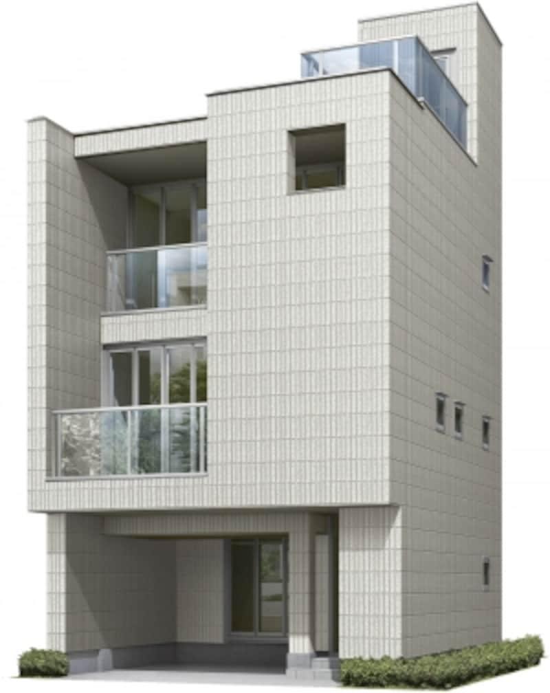 3階建てなら、上に延ばすことであきらめることなく、希望通りの空間や暮らしが手に入れられます