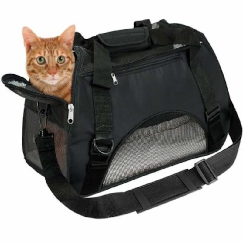 猫用キャリーバッグ/EVELTEKペット用キャリーバッグ3way(出典:Amazon)