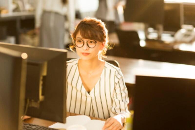 事務職志望女子の自己PR・志望動機の考え方