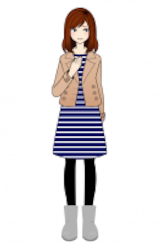 ハンバーグ女子ビジュアルイメージ