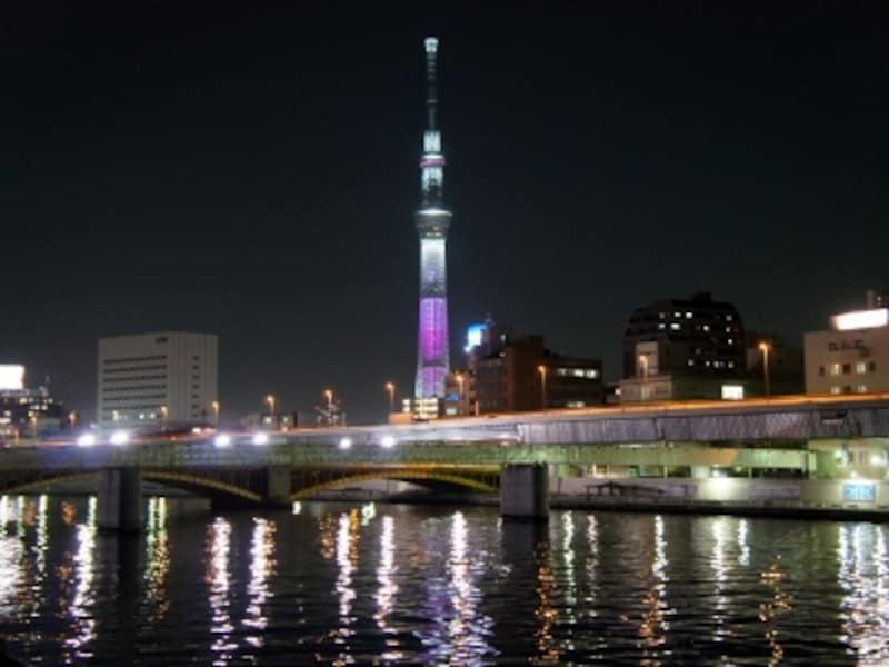 2013年隅田川テラス
