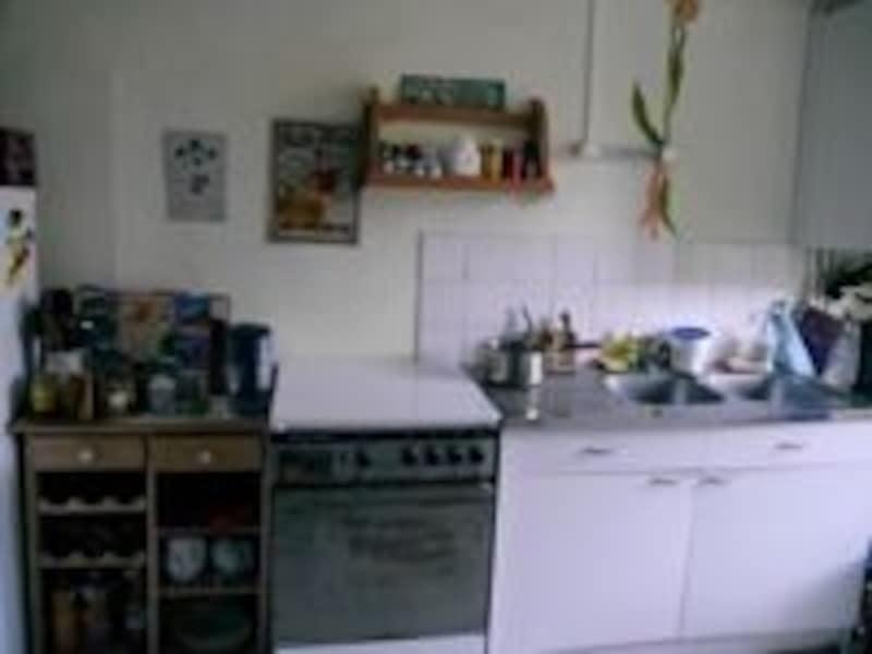 フランスのキッチン