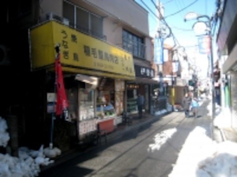 ひばり一番通り商店街