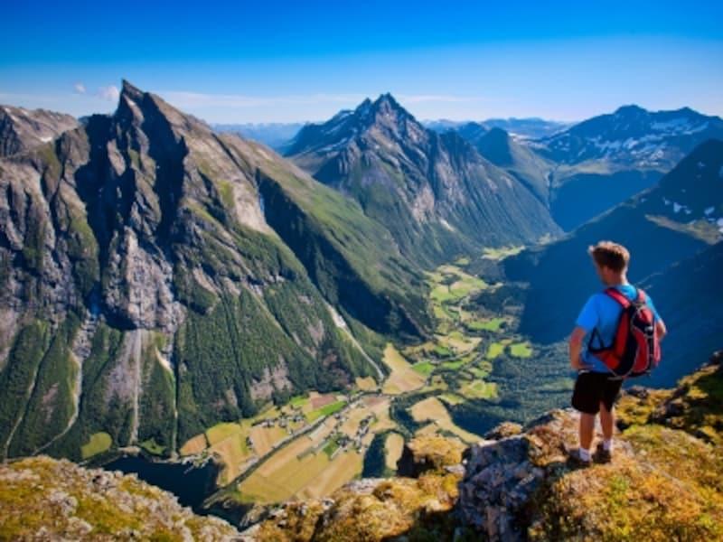 ノルウェーのエリアガイド