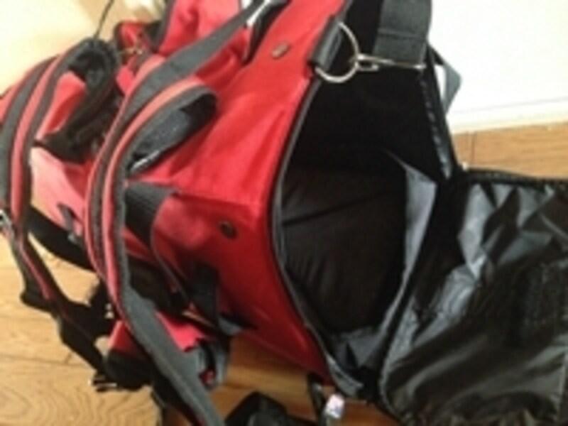 災害対策undefinedペットのキャリーバッグ