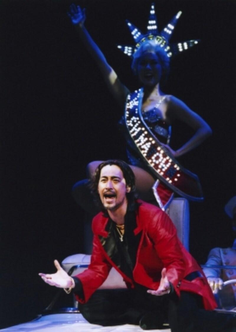 『ミス・サイゴン』(2002年)写真提供:東宝演劇宣伝部
