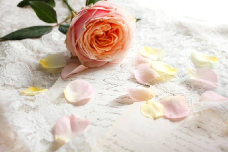 副葬品、手紙