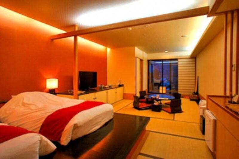 箱根強羅温泉季の湯雪月花の客室