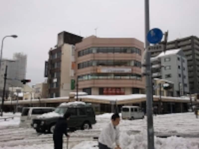 観測史上1位の大雪に翻弄された週末