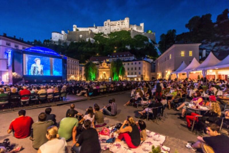 ザルツブルク夏の音楽祭