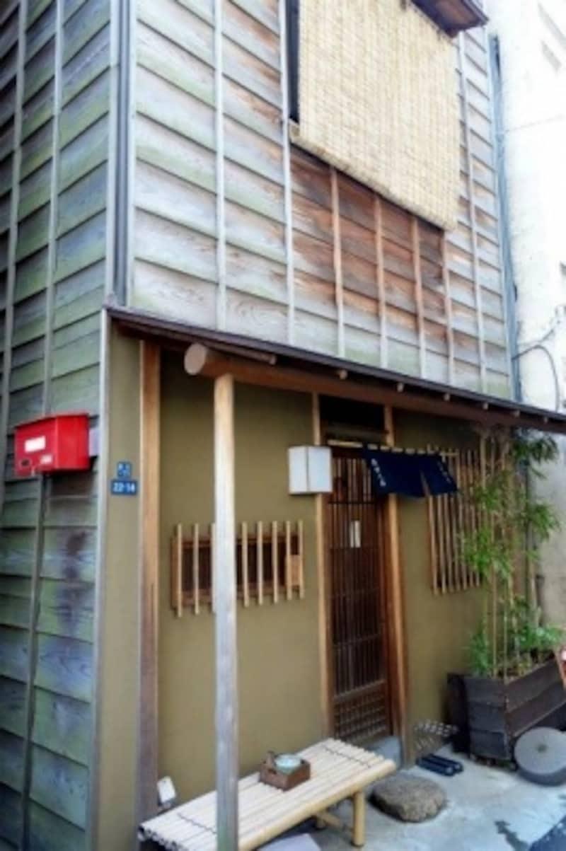 木挽町湯津上屋