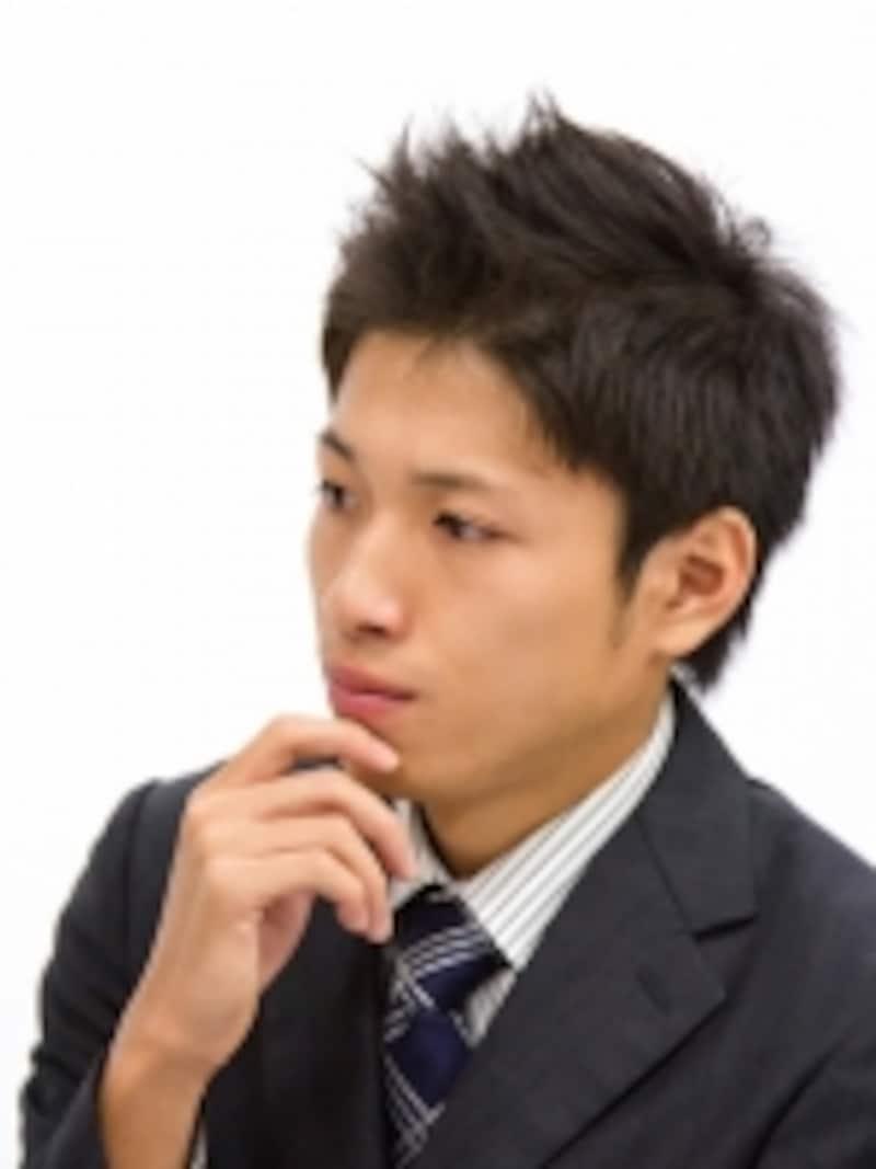 イケメンビジネスマン