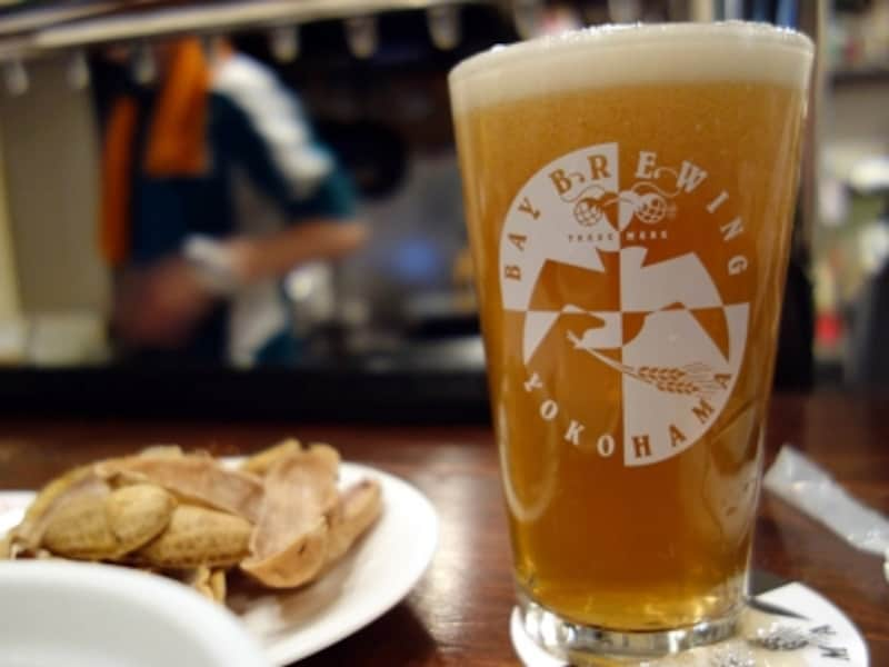 横浜・関内 BAY BREWING YOKOHAMA
