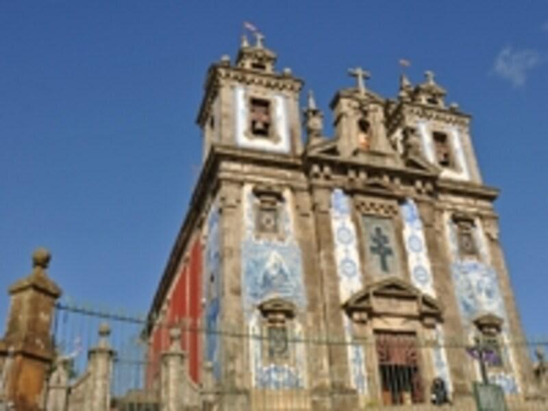 サント・イルデ・フォンソ教会