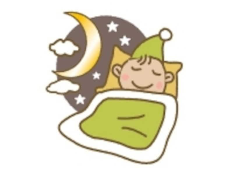 使用している寝具によって睡眠の質が影響されることもあります