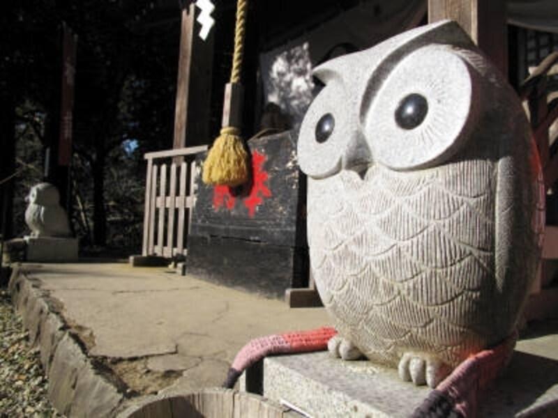 鷲子山上神社本宮