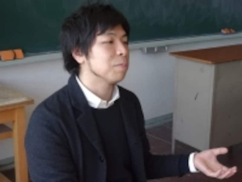 今回お話を伺ったIID世田谷ものづくり学校の木下浩佑さん