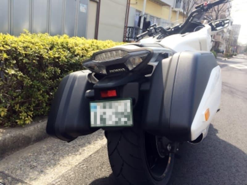CTX1300リアビュー