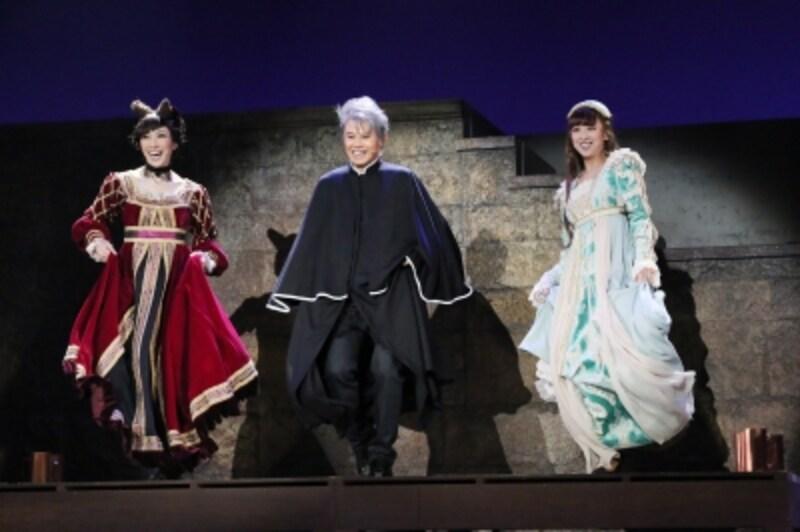『LoveChase!!』写真提供:東宝演劇部