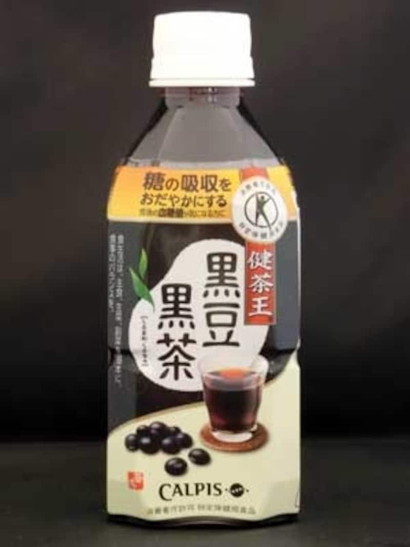 カルピス健茶王黒豆黒茶