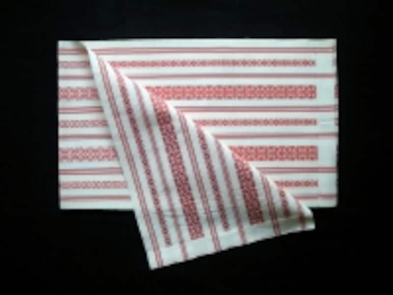 博多織の単衣帯