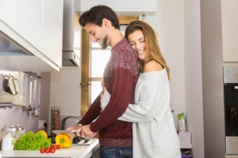 夫に愛される妻は、ねぎらい、感謝の気持ちを言葉にして伝える