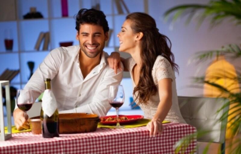 夫に愛される妻は、晩酌を、ときには高級感のあるものにしてみたりもする
