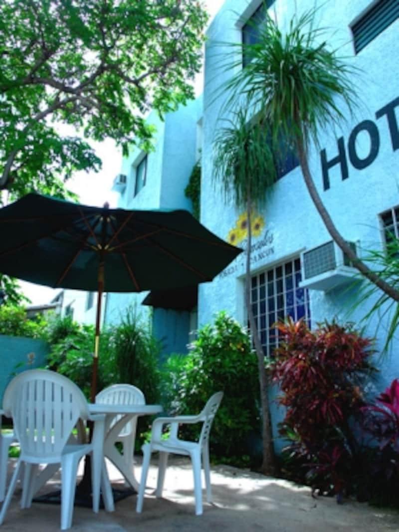 手頃価格のなごみ系ホテルundefined©Losgirasoles