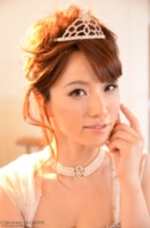 2013年準ミス・ワールド日本代表倉持茉衣さん