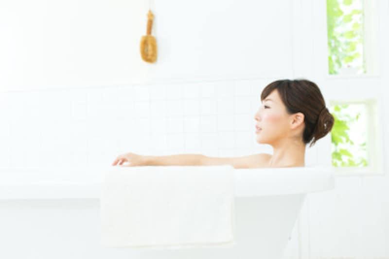 入浴には40度のお湯がベスト