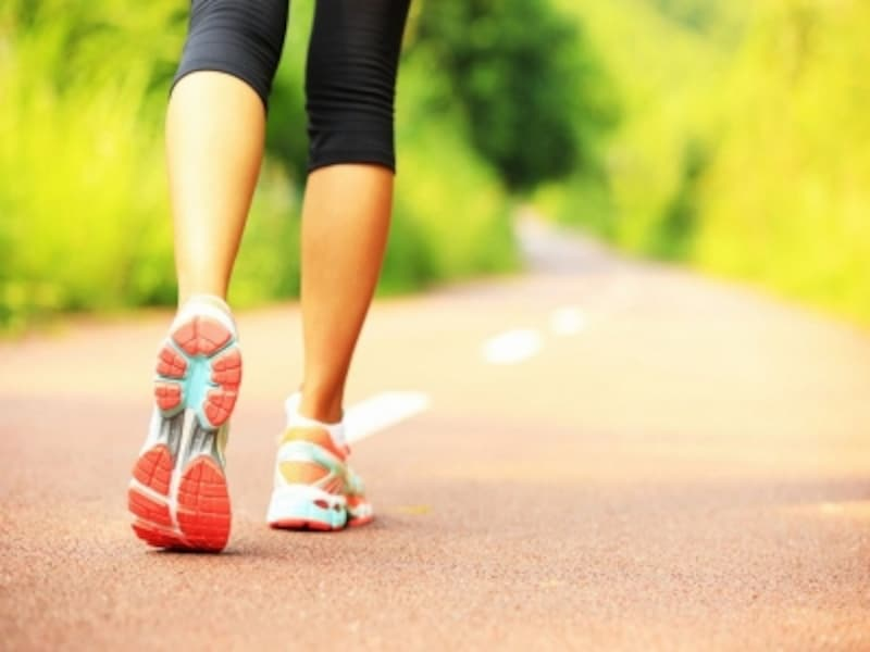 適度な運動も「温腸活」に効果的