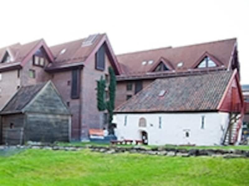 ブリッゲンで最古の建物