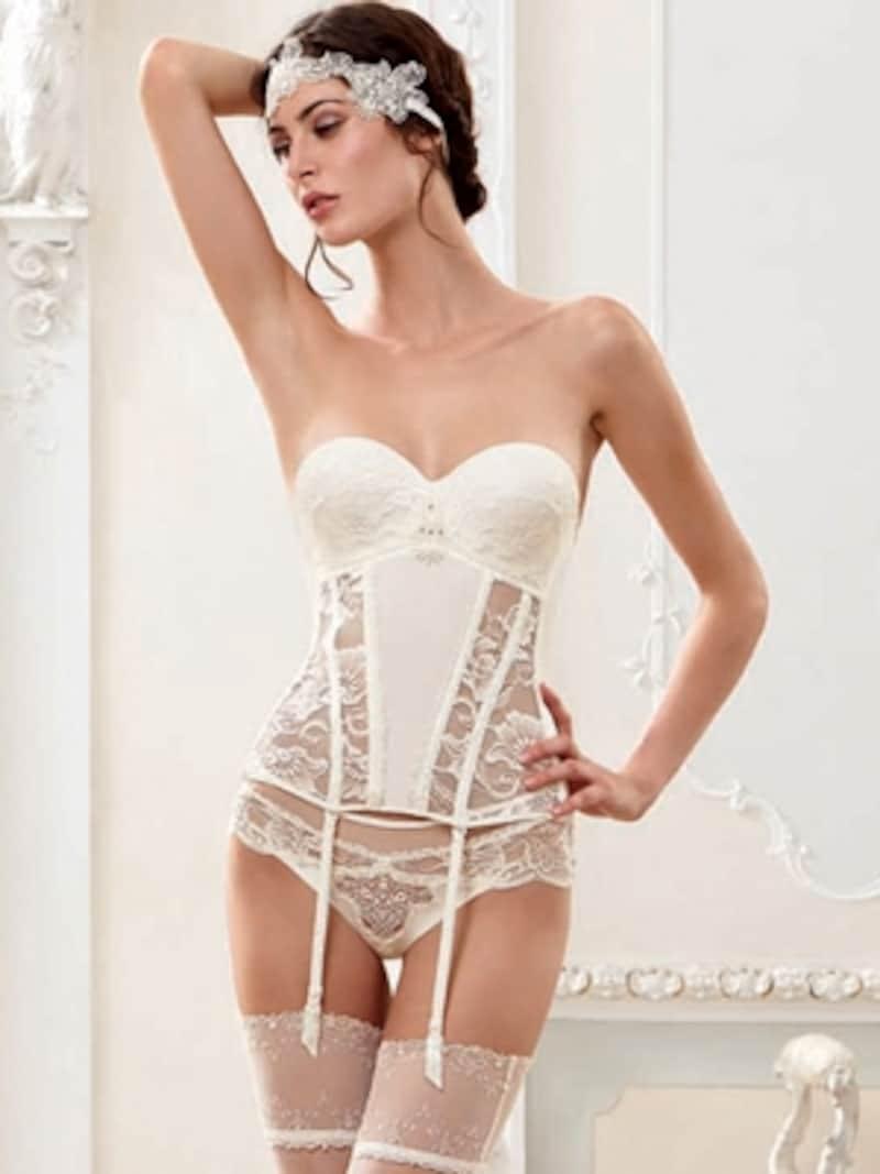 93802d649a73a タイプ別 ウェディングドレスに合った下着の選び方 (全文)  ランジェリー ...