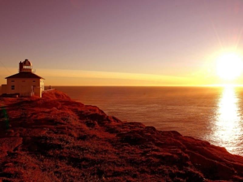 北米最東端、スピア岬(C)Newfoundland&LabradorTourism