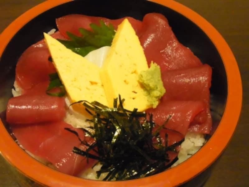 鉄火丼undefined1800円