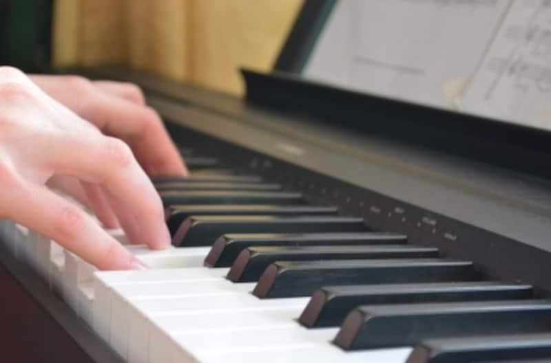 ピアノの基礎知識楽譜の読み方・音符・記号