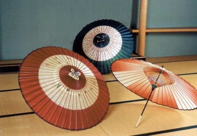 希少伝統工芸の金沢和傘